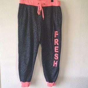 "Rue21 joggers ""fresh"""